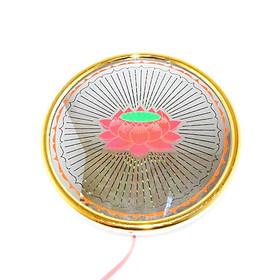 Đèn hào quang cơ hoa sen 30 cm