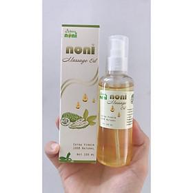 Dầu Massage Dưỡng Da Trái nhàu (100 ml)