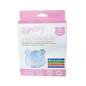 Khẩu trang trẻ em Gấu trúc StayDry