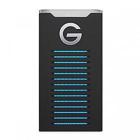 Hình đại diện sản phẩm Ổ Cứng Di Động G-Technology 500GB G-DRIVE 0G06052