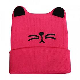 Mũ len đáng yêu nhiều màu cho bé ( Free size )