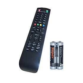 Remote Điều Khiển Dành Cho Tivi LCD, TV LED Asanzo P Mode (Kèm Pin AAA Maxell)