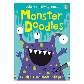 Usborne Monster Doodles