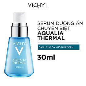 Tinh Chất Serum Dưỡng Ẩm Vichy Aqualia Thermal Cho Da Khô Và Nhạy Cảm 30ml