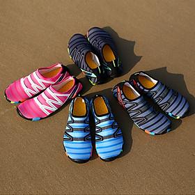 Giày đi biển lội nước chống trơn trượt, gọn nhẹ, sử dụng nhiều lần, phù hợp đi du lich, leo núi, thân thiện với môi trường, chịu nước tốt và nhanh khô, nhiều màu lựa chọn  SA023-02-1