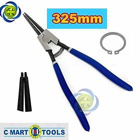 Kìm mở phe ngoài miệng thẳng 325mm C-Mart B0022-13 13INCH