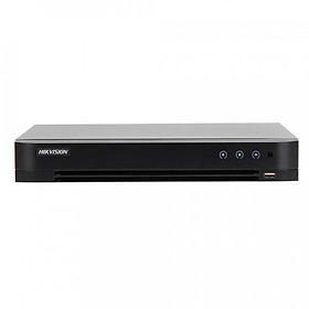 ĐẦU Ghi Hình Camera HD-TVI (TURBO 4.0) Hỗ trợ POC - Hikvision DS-7204HQHI-K1/P - Hàng chính hãng