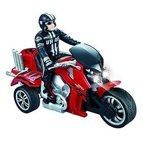 Đồ Chơi Vecto Xe Moto 3 Bánh Điều Khiển Từ Xa Max Trike (Đỏ)  YD89857/RED