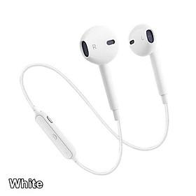Wireless Bluetooth 4.2 Headset Earphone Sport Headphone with Mic for iPhone Samsung