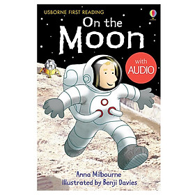 Usborne First Reading Level One: On the Moon