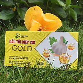 Dầu Tỏi Diệp Chi Gold (30ml)