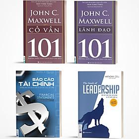 Combo 4 Cuốn: Nghệ Thuật Làm Sếp -Thước Đo Thật Sự Của Vai Trò Lãnh Đạo Chính Là Tầm Ảnh Hưởng