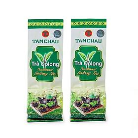 Combo 2 gói trà ôlong bao nhôm Tâm Châu ( 100g / gói )