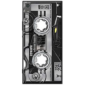 Ốp lưng dành cho  Sony Xperia XA1 Ultra  mẫu Băng Casstte