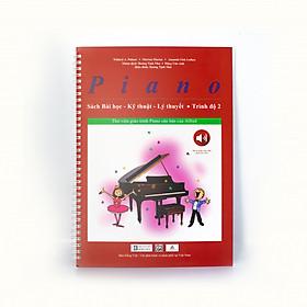 Giáo trình Piano thiếu nhi căn bản của Alfred - Trình độ 2