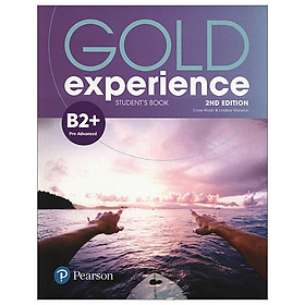 Gold Experience 2nd Edition B2 Student's Book