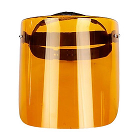 Safety Full Face Shield Clear Visor Eye Protection Welding Helmet Mask