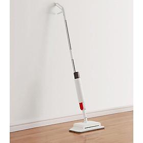 Cây lau nhà phun nước, hút bụi Deerma spray mop - TB900