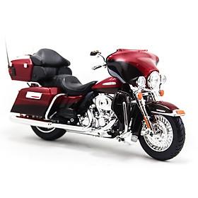 Mô Hình Xe Harley Davidson FLHTK Electra Glido Ultra Limited 1:12 Maisto MH-32323