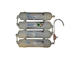 Máy lọc nước Nano Uống trực tiếp 4 Cấp lọc