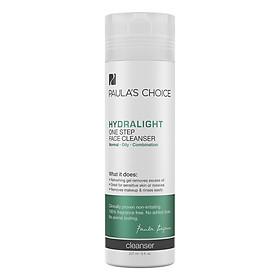Sữa Rửa Mặt Dưỡng Ẩm Dành Cho Mọi Loại Da Paula's Choice Hydratlight One Step Face Cleanser (237ml)