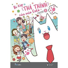 Sách - Bí kíp thả thính của mèo Coko - Tập 1