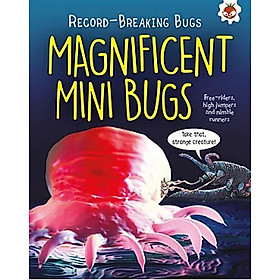Record Breaking Bugs : Magnificient Mini Bugs