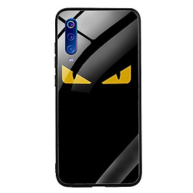 Hình đại diện sản phẩm Ốp Lưng Kính Cường Lực cho điện thoại Xiaomi Mi 9 - 0160 MONSTER02 - Hàng Chính Hãng