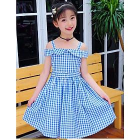 Đầm cho bé gái từ 5 đến 14 tuổi - DA10