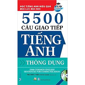 5500 Câu Giao Tiếp Tiếng Anh Thông Dụng