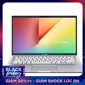 Laptop Asus Vivobook S14 S431FL-EB171T (Core i5-10210U/ 8GB LPDDR3 2133MHz/ 512GB SSD M.2 PCIE G3X2 + 32GB Optane/ MX250 2GB/ 14 FHD/ Win10) - Hàng Chính Hãng