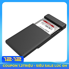 Ổ Cứng HDD Box ORICO USB3.0/2.5 - 2577U3 - Hàng Chính Hãng