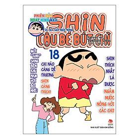 Shin Cậu Bé Bút Chì - Phiên Bản Hoạt Hình Màu (Tập 18)