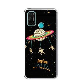 Ốp lưng dẻo cho điện thoại VSMART JOY 4 - 0311 SPACE02 - Hàng Chính Hãng