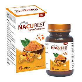 Nghệ Nano Nacubest 20% Curcumin
