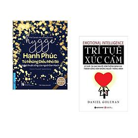 Combo 2 cuốn sách: Hygge - Hạnh Phúc Từ Những Điều Nhỏ Bé + Trí tuệ xúc cảm