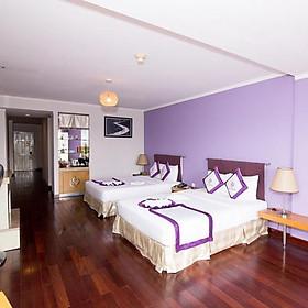 TTC Hotel Ngọc Lan 4* - Bữa Sáng Miễn Phí. Khách Sạn Trung Tâm Thành Phố Đà Lạt. Hướng Hồ Xuân Hương. Giá Ưu Đãi Năm 2021