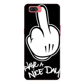 Ốp lưng điện thoại Realme C1 hình Have A Nice Day