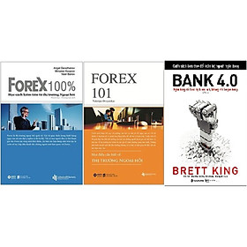 Combo Forex 101 + Forex 100% + BANK 4.0