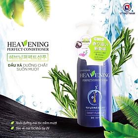 Cặp dầu gội xả dưỡng chất suôn mượt tóc Heavening Perfect-3