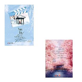 Combo 2 cuốn tiểu thuyết Cố Tây Tước: Xin Lỗi Anh Nhận Nhầm Người - Em Đứng Trên Cầu Ngắm Phong Cảnh Người Đứng Trên Lầu Lại Ngắm Em