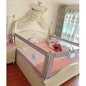 Thanh chắn giường cao cấp Umoo
