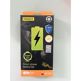 Siêu Pin dành cho điện thoại  iPhone 6S - PISEN Dragon i6s 2330mAh_Hàng chính hãng