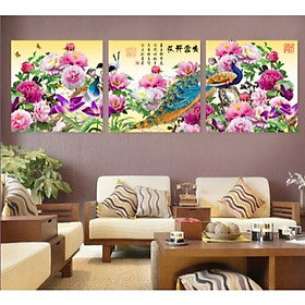 Tranh Linh Vật Phong Thủy - CPRDB018