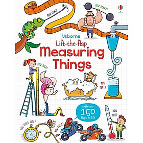 Usborne Lift-the-Flap Measuring Things