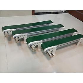 mô hình băng tải mini
