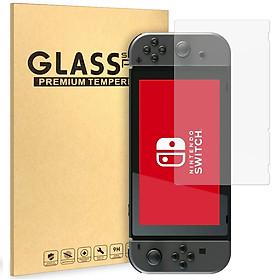 Miếng dán kính cường lực Full 2.5D cho Nintendo Switch