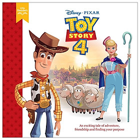 Disney Pixar Toy Story 4: Little Reader