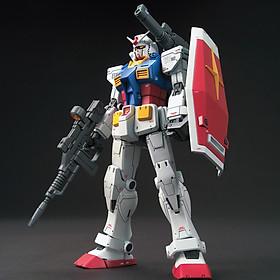 Mô hình lắp ráp Gunpla BANDAI - HG 1/144 RX-78-02 Gundam