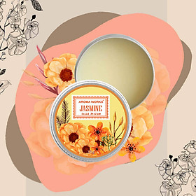 Nước Hoa Khô Aroma Works Solid Perfume 15g - Jasmine